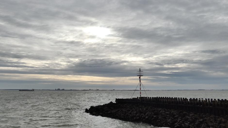 Bij de haven