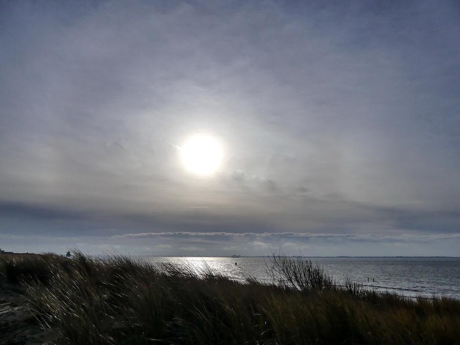 Meer bewolking minder zon