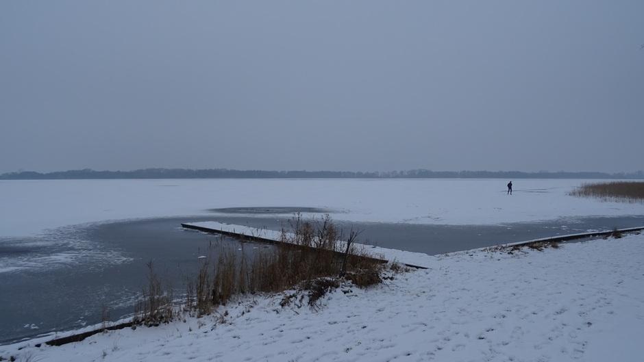 Vandaag twee jaar geleden lag er een mooi pak sneeuw