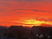 Winter Sunrise - Thorpe St Andrew