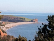 Budleigh from the Cliffs