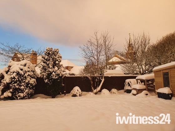 Snowy Bawdeswell