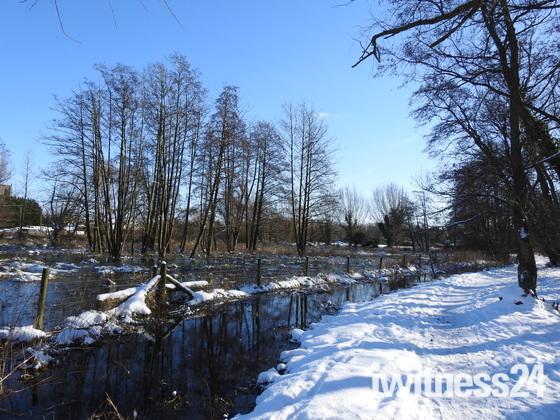 Hempton snow and floods