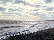 Stormy Day @ Budleigh
