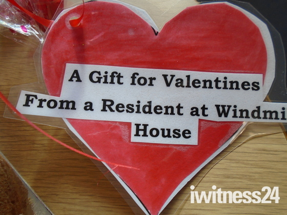 Runwoodhomes Windmill House Residential Home spreads a Little Love In Wymondham