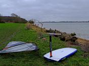 Nacton foil windsurf :)