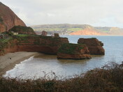 Sidmouth from Ladram
