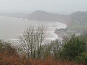 Mystical view from Salcombe Hill