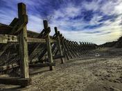 Skeletal Sea Defences