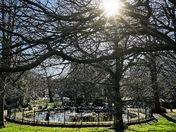 Spring coming to Grange Park?