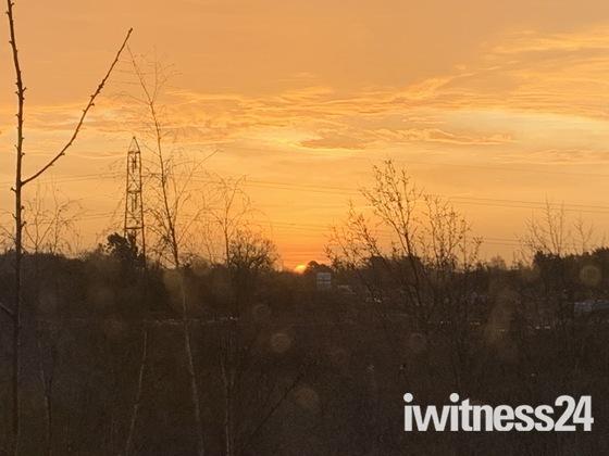 Sunrise 20/02/2021