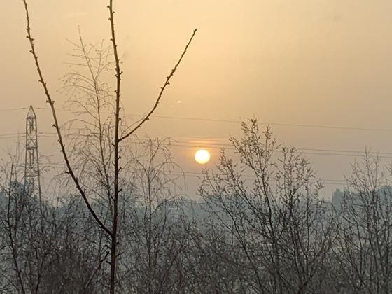 Sunrise 22/02/2021