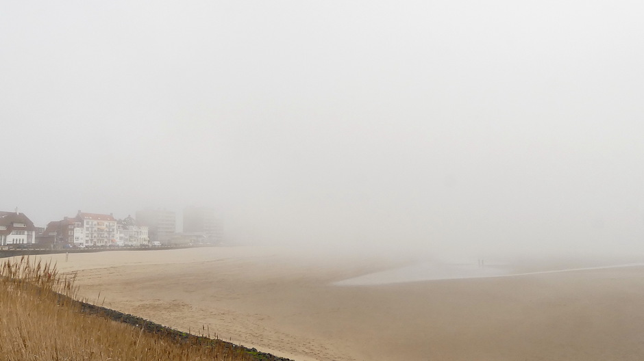 Snel opkomende mist