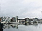 Cloudy day in Ipswich