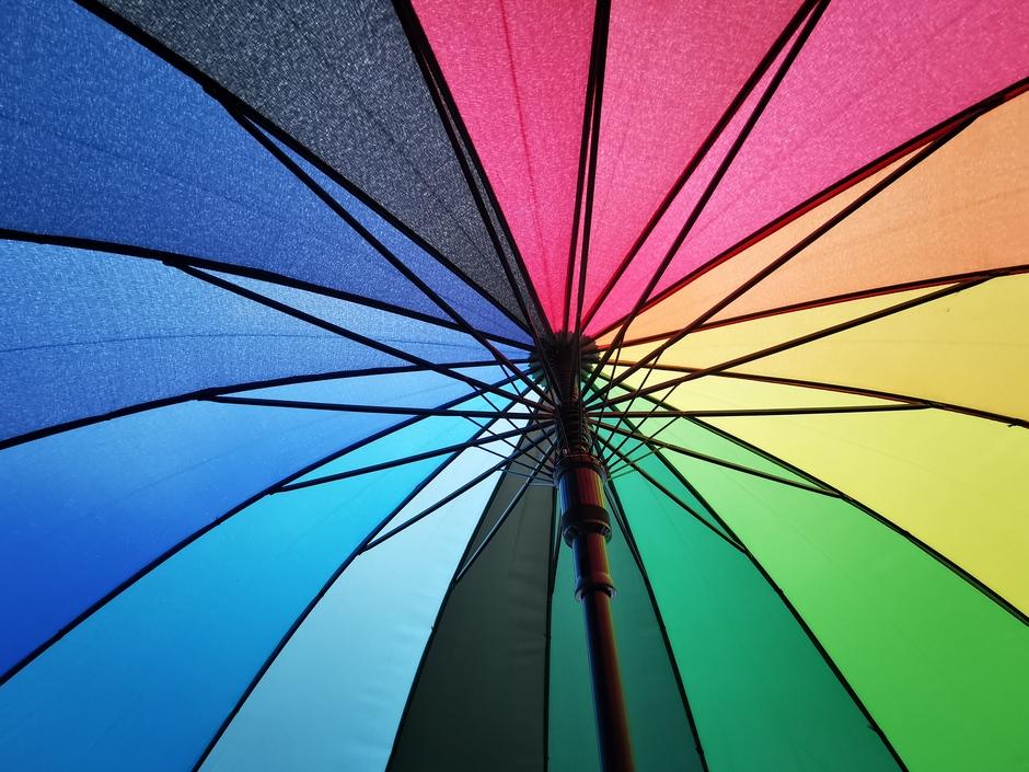 Paraplu nodig vandaag?