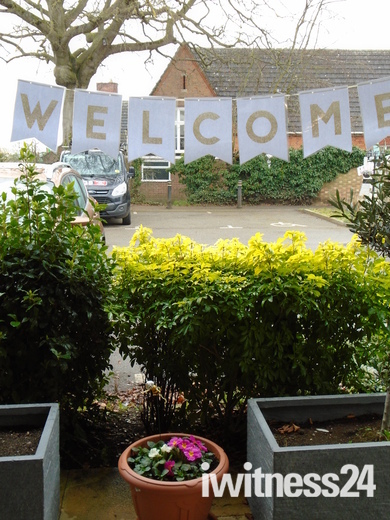 Care Home Runwoodhomes Windmill House Wymondham Absolutely delighted to welcome relatives for face to face holding hands visit