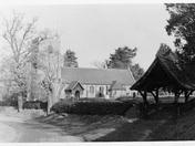 St.Peter's Church Freston 1930c