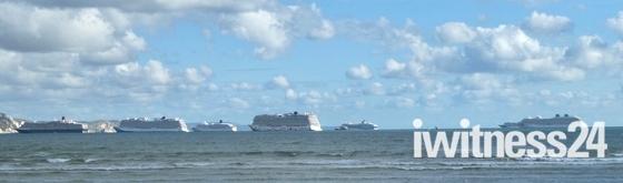 Weymouth Bay Ship Park