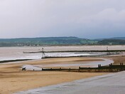 Low tide at Exmouth