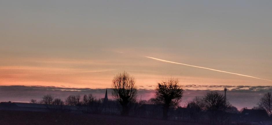 Kleurrijk vanmorgen