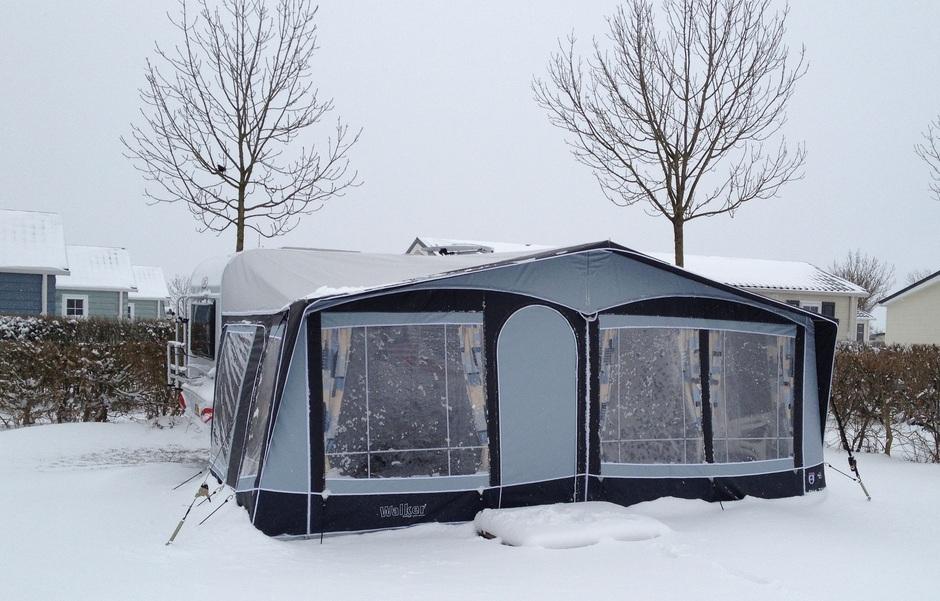Pasen 2013 in de sneeuw.....nu weer?