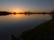 Highbridge Sunset 29/03/21