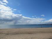 Bench sea-front views