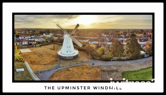 Upminster Windmill in its glory