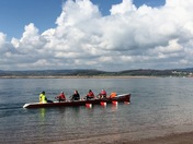 Sunday morning on the water at Exmouth