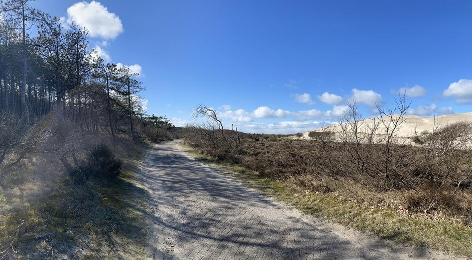 Verspeijckweg in Bergen aan Zee