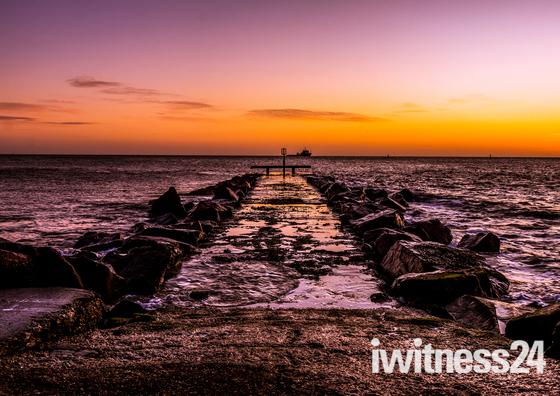 Ness Point Sunrise