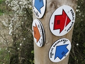 Multi political way markers!