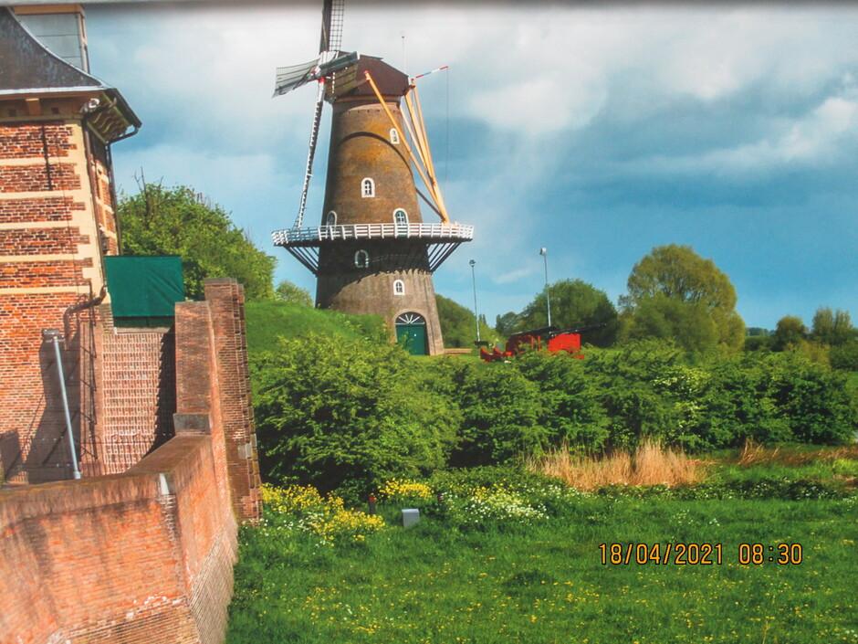 Dalemspoortje en de molen