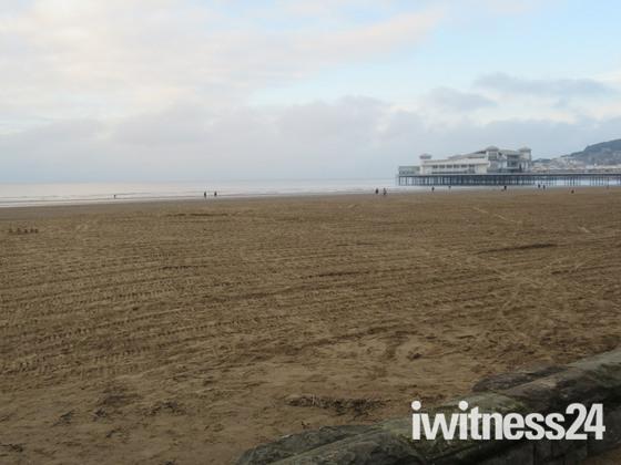 Weston Pier & Beach
