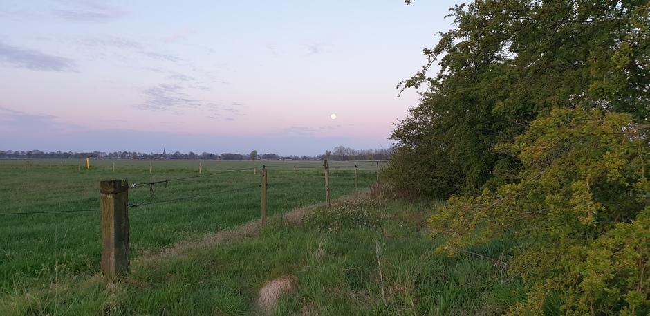 voor maansondergang