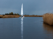 May Bank Holiday Weekend on the Norfolk Broads