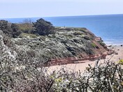 Exmouth clifftop views