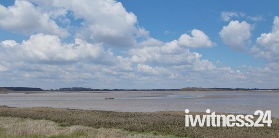 Walk from Iken Cliff to Snape