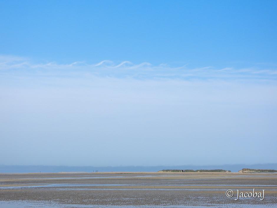 Kelvin Helmholtz wolken