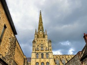 The Close Norwich Cathedral