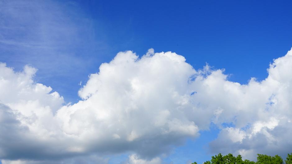 Fraaie wolken