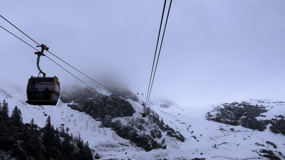 Alpen: koud