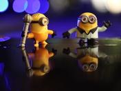 Bokeh Minions