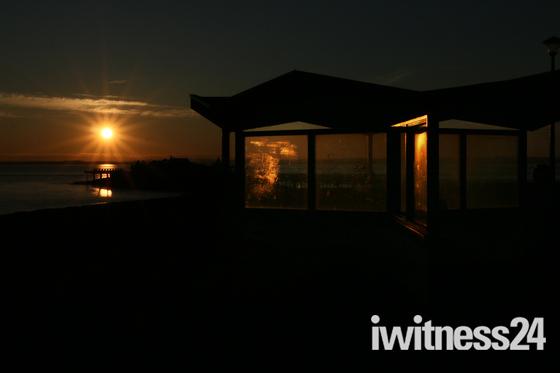Bar-B-Q sunsets