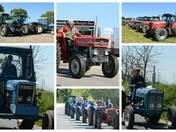 Tractor Run Raises £3655.71