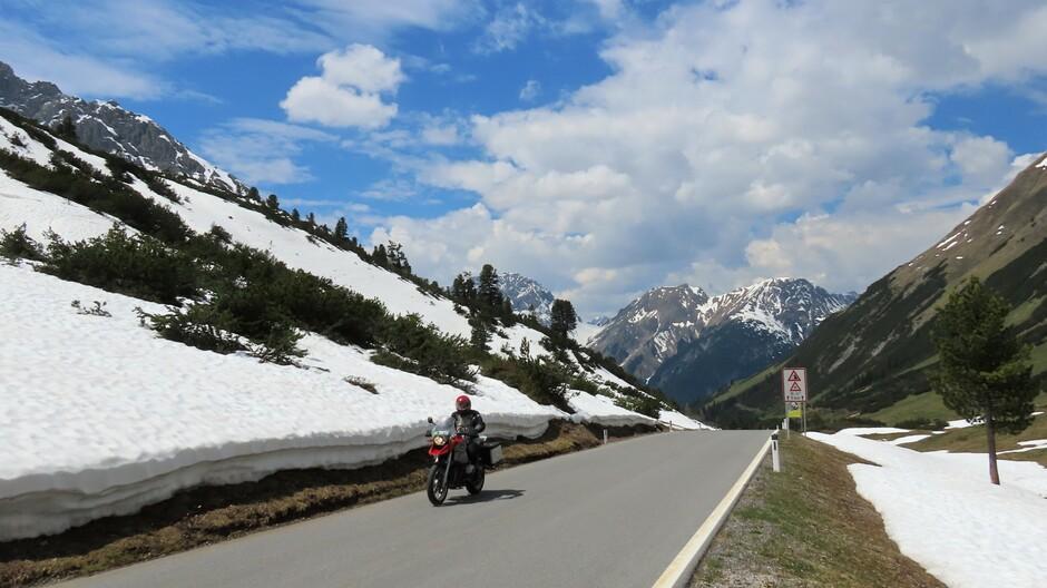 Alpen: in de (na)middag kans op buien