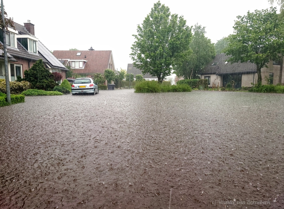 Forse wateroverlast