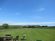 A view from the Hawkridge Bird Of Prey centre, World Of Country Life