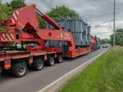 Transformer on the move