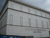 Barking Gurdwara reopens after building extensions completed.